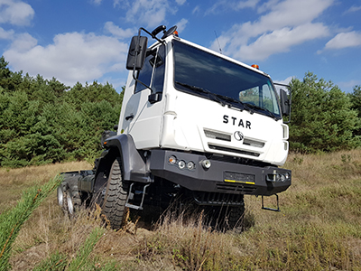 STAR MAN 266 - Modernizacja